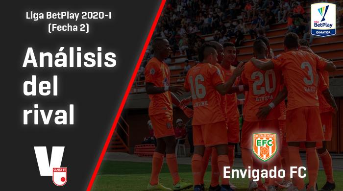 Análisis del rival, Independiente Santa Fe: Envigado F.C.