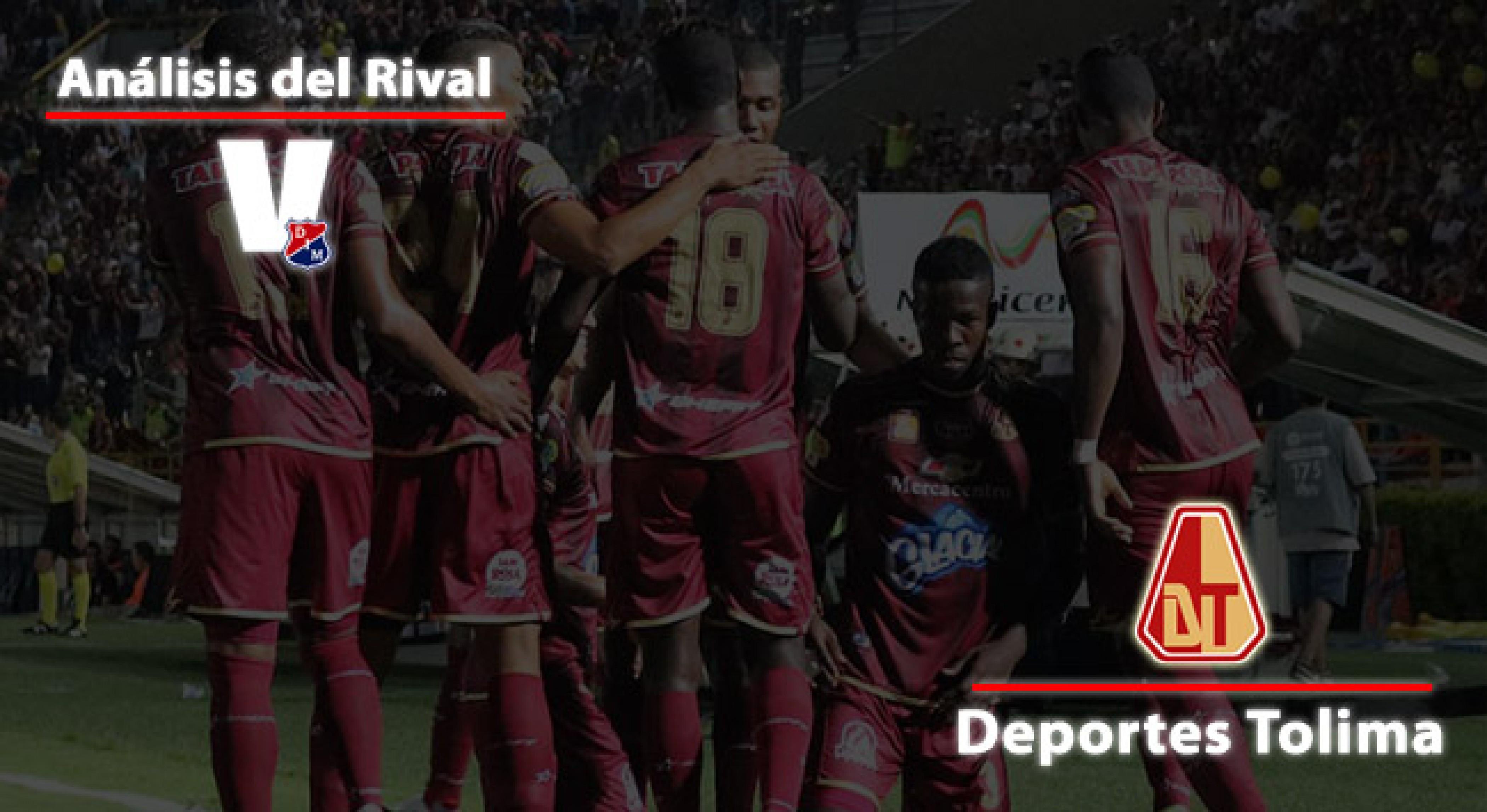 Análisis del rival: Deportes Tolima