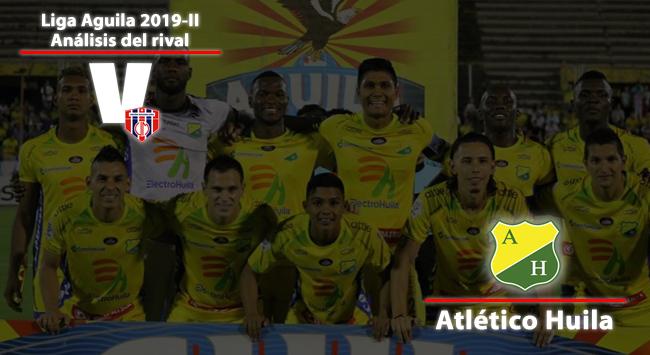 Unión Magdalena, análisis del rival: Atlético Huila