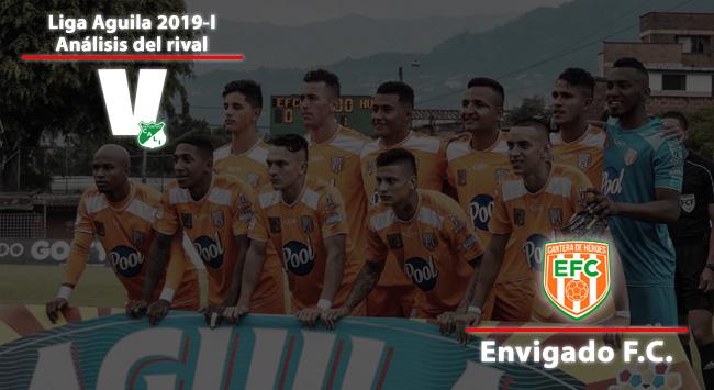 Deportivo Cali, Análisis del rival: Envigado FC