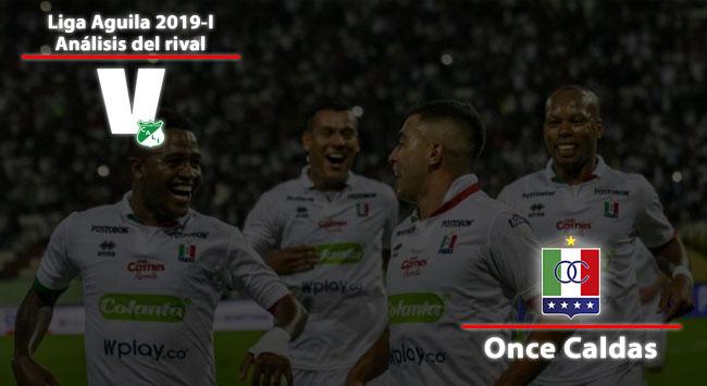 Deportivo Cali, análisis del rival: Once Caldas
