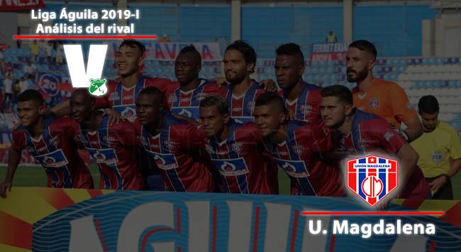 Deportivo Cali, análisis del rival: Unión Magdalena