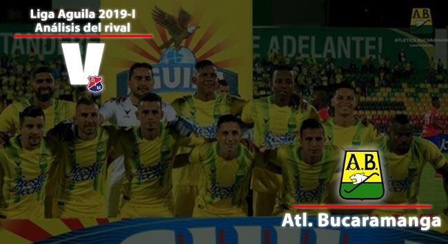 Independiente Medellín, análisis del rival: Atlético Bucaramanga