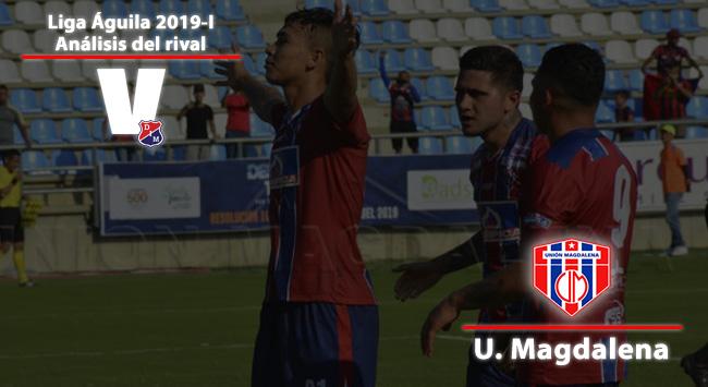 Independiente Medellín, análisis del rival: Unión Magdalena
