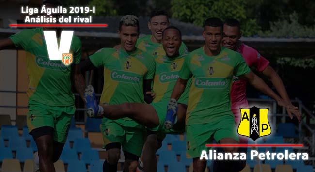 Envigado Fútbol Club, análisis del rival: Alianza Petrolera