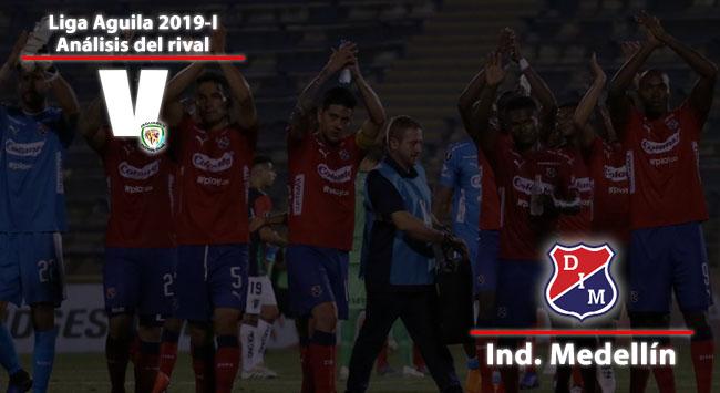 Jaguares de Córdoba, análisis del rival: Independiente Medellín