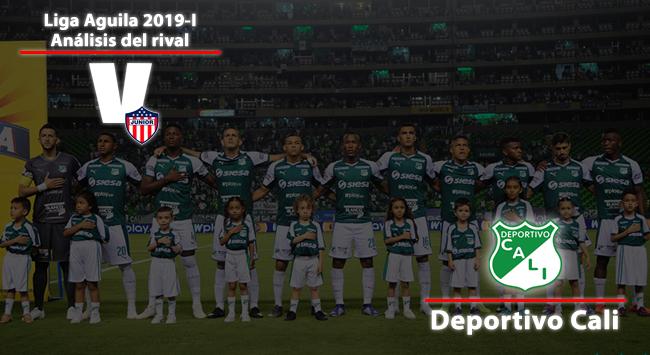 Junior de Barranquilla, análisis del rival: Deportivo Cali
