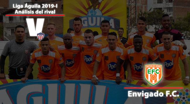 Junior de Barranquilla, análisis del rival: Envigado Fútbol Club