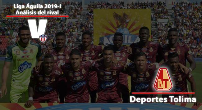 Junior de Barranquilla, análisis del rival: Deportes Tolima