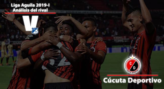 Millonarios FC, análisis del rival: Cúcuta Deportivo