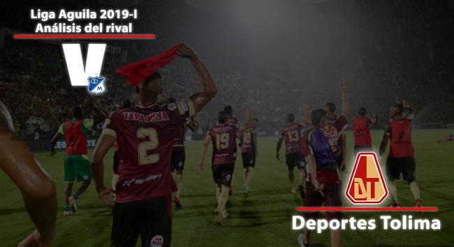 Millonarios, análisis del rival: Deportes Tolima