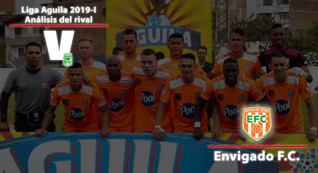 Atlético Nacional, análisis del rival: Envigado Fútbol Club