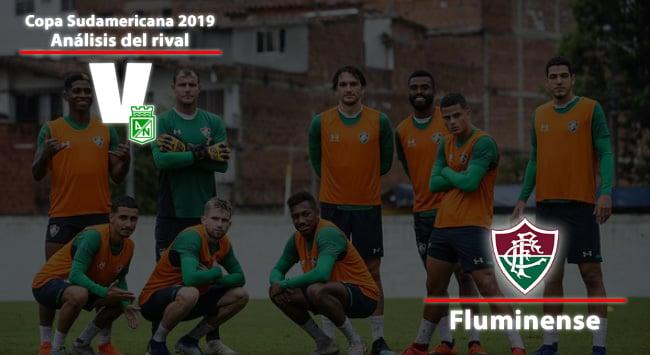 Atlético Nacional, análisis del rival: Fluminense