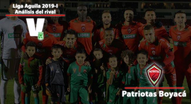 Atlético Nacional, análisis del rival: Patriotas
