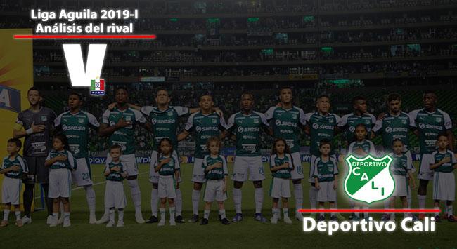 Once Caldas, análisis del rival: Deportivo Cali