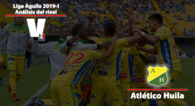 Once Caldas, análisis del rival: Atlético Huila
