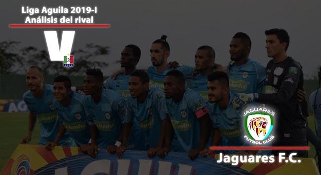 Once Caldas, análisis del rival: Jaguares de Córdoba