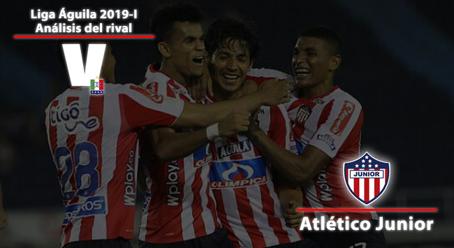 Once Caldas, análisis del rival: Junior de Barranquilla