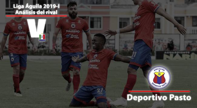 Once Caldas, análisis del rival: Deportivo Pasto