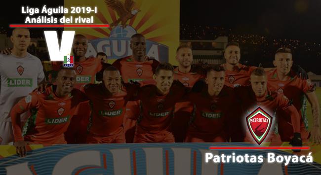 Once Caldas, análisis del rival: Patriotas Boyacá
