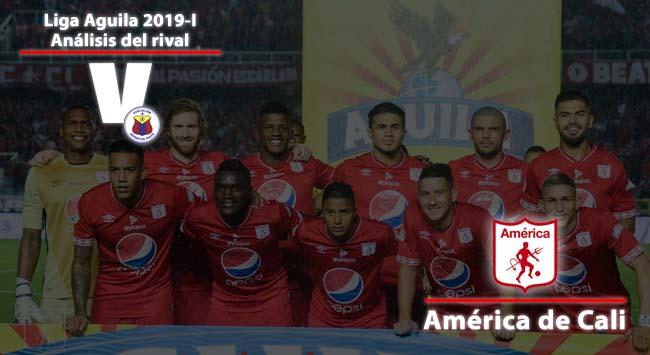 Deportivo Pasto, análisis del rival: América de Cali
