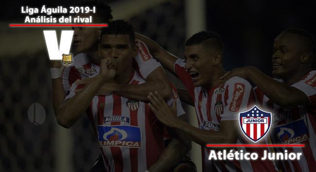 Análisis del rival: Junior de Barranquilla, el nuevo reto para Rionegro Águilas