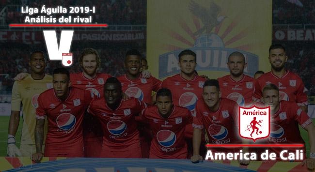 Independiente Santa Fe, análisis del rival: América de Cali