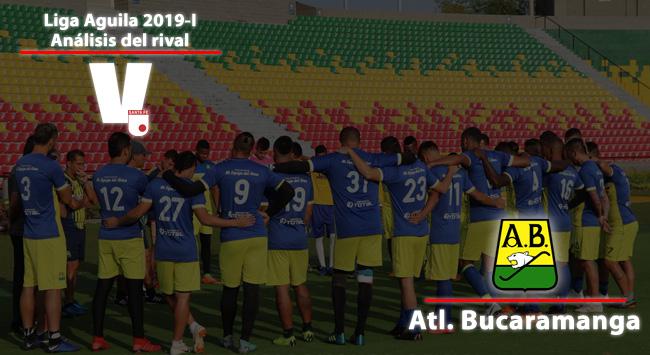 Independiente Santa Fe, análisis del rival: Atlético Bucaramanga