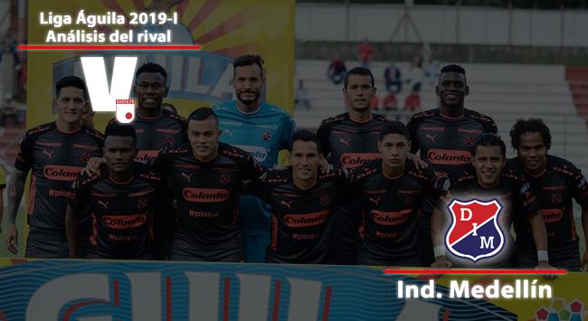Independiente Santa Fe, análisis del rival: Independiente Medellín