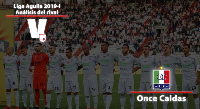 Independiente Santa Fe, análisis del rival: Once Caldas