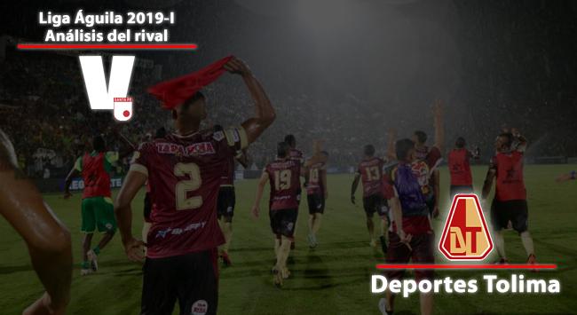 Independiente Santa Fe, análisis del rival: Deportes Tolima busca sumar su segunda victoria