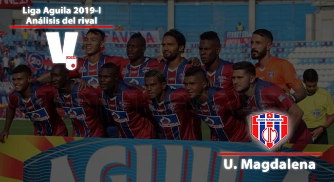 Independiente Santa Fe, análisis del rival: Unión Magdalena