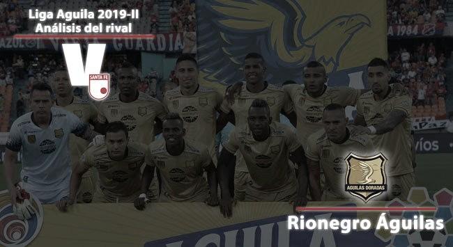 Independiente Santa Fe, análisis del rival: Rionegro Águilas