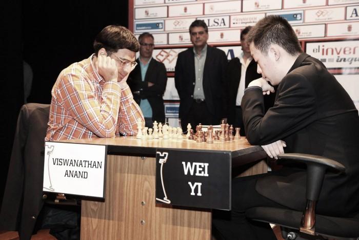 Anand vence a Wei Yi en la final de León