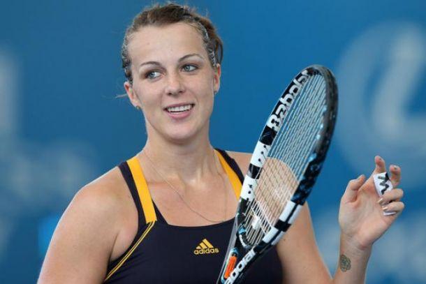 WTA Linz 2015: la Pavlyuchenkova supera la Krunic, in semifinale anche la Flipkens