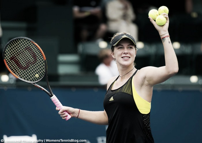 WTA Stanford: Anastasia Pavlyuchenkova eases past tough opening test