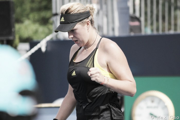 WTA Rogers Cup: Anastasia Pavlyuchenkova outhits Alize Cornet; loses one game in 57 minutes