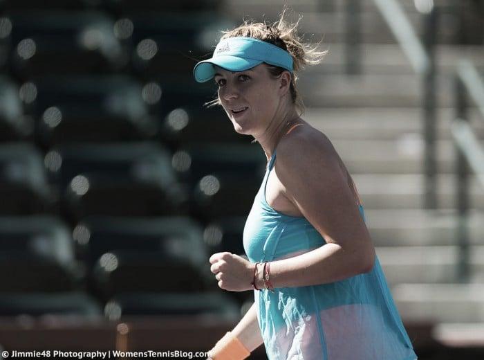 French Open: Anastasia Pavlyuchenkova progresses to the second round