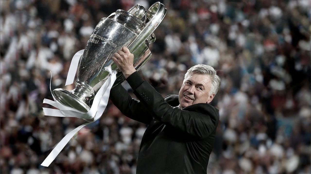 Oficial: Ancelotti, técnico del Real Madrid