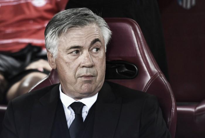 """Ancelotti: """"Nos faltó determinación"""""""