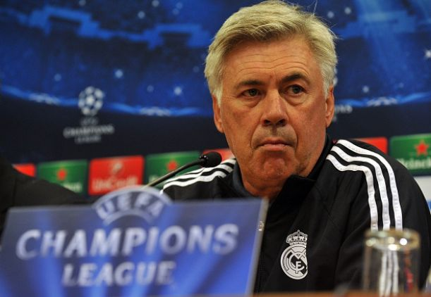 Ancelotti: Pleased withReal's performance against Liverpool