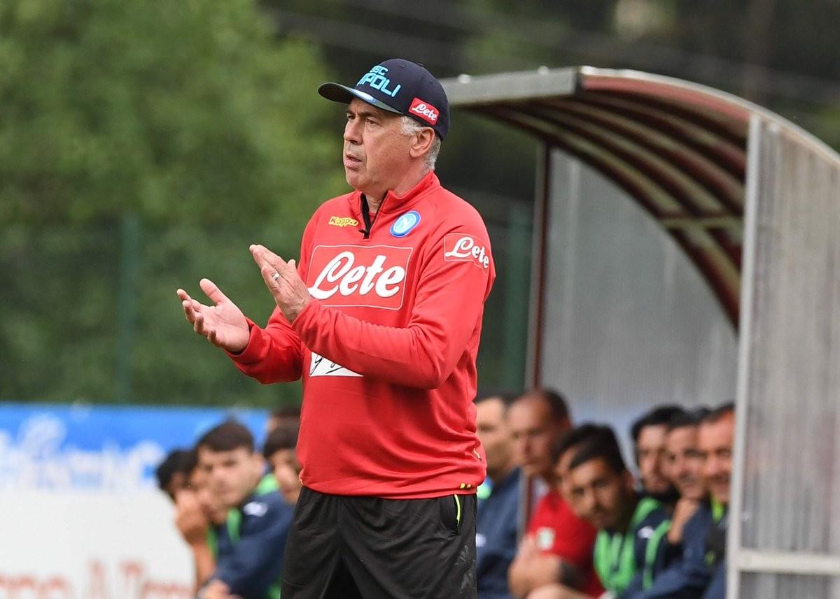 Napoli: buona la prima per Ancelotti, 4-0 al Gozzano. In grande spolvero Fabian Ruiz