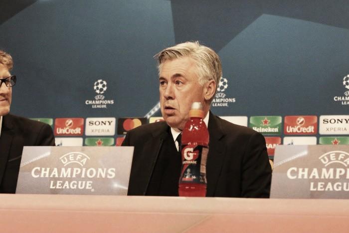 """Champions League - Ancelotti: """"Vogliamo fare bene in tutte le competizioni, guai a perdere la concentrazione"""""""