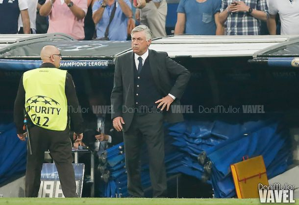 """Ancelotti: """"El Madrid es un reto, han sido dos años agotadores"""""""
