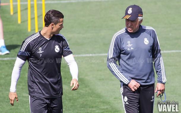 """Ancelotti: """"¿Volver a entrenaral Real Madrid? Por qué no"""""""