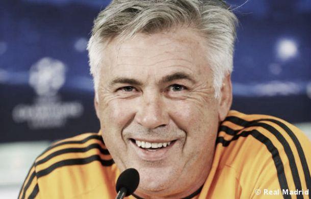 """Ancelotti: """"La Champions es la competición más importante"""""""