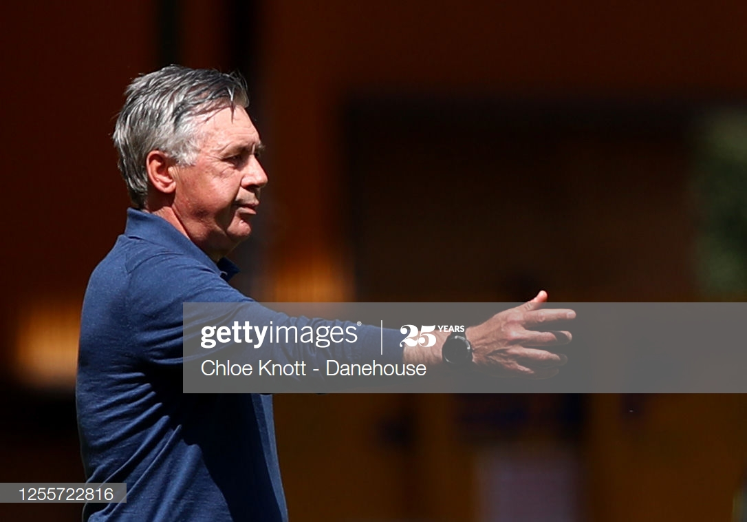 Carlo Ancelotti: The attitude of my players was not acceptable