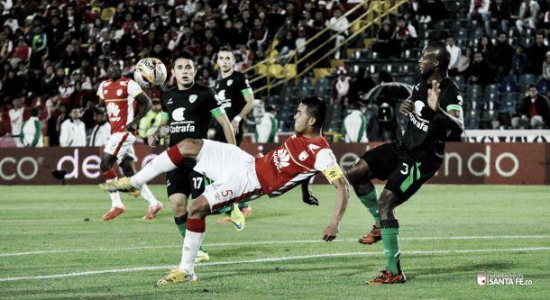 Santa Fe - La Equidad: los octavos de la Copa arrancan en El Campín