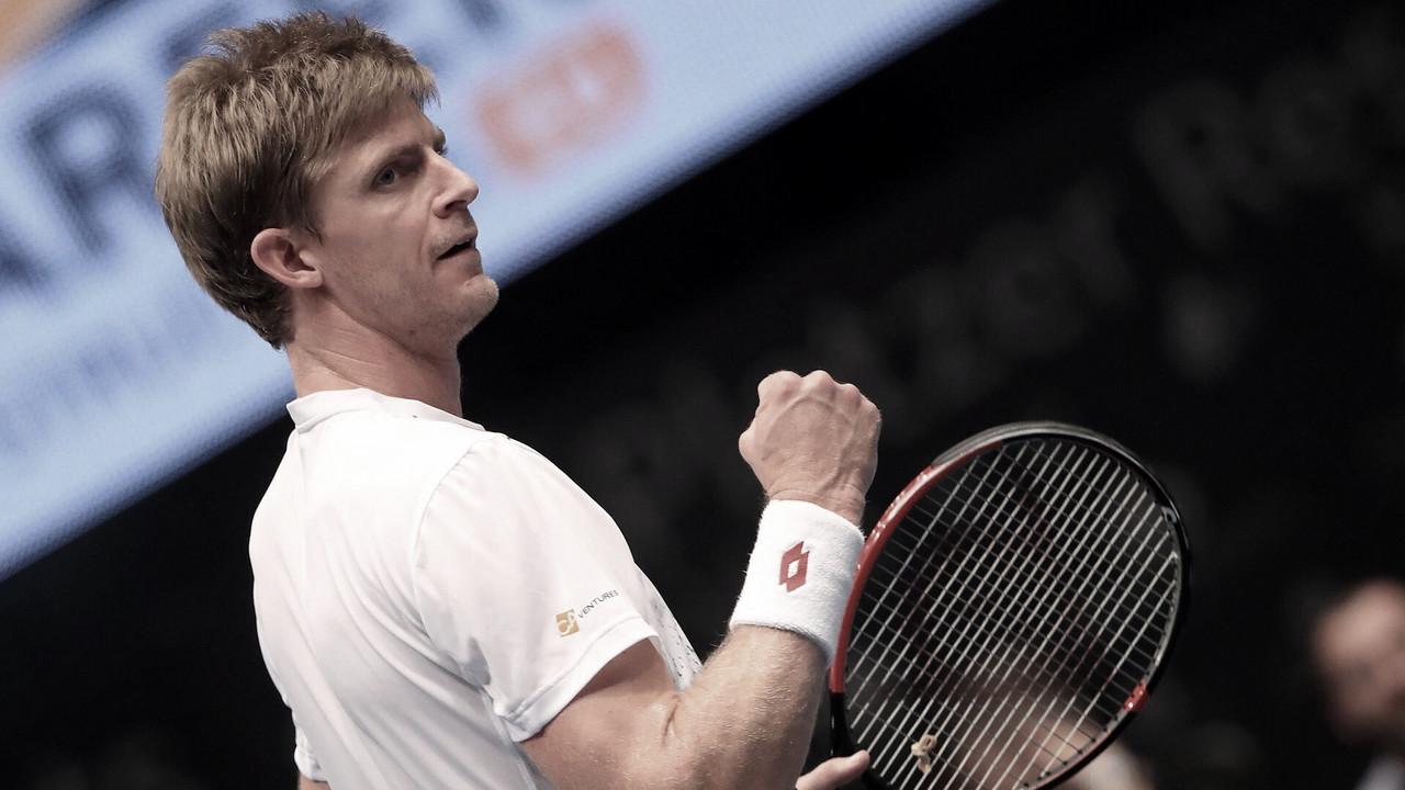 Anderson logra su calificación a las Nitto ATP Finals