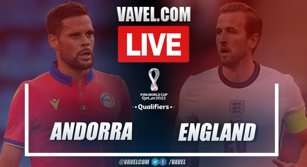 Goals and Highlights: Andorra 0-5 England